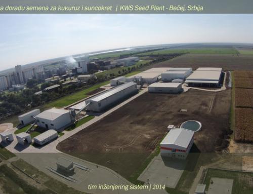 KWS Seed Plant, Bečej
