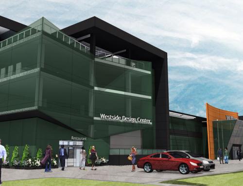 Poslovni objekat WDC Novi Sad