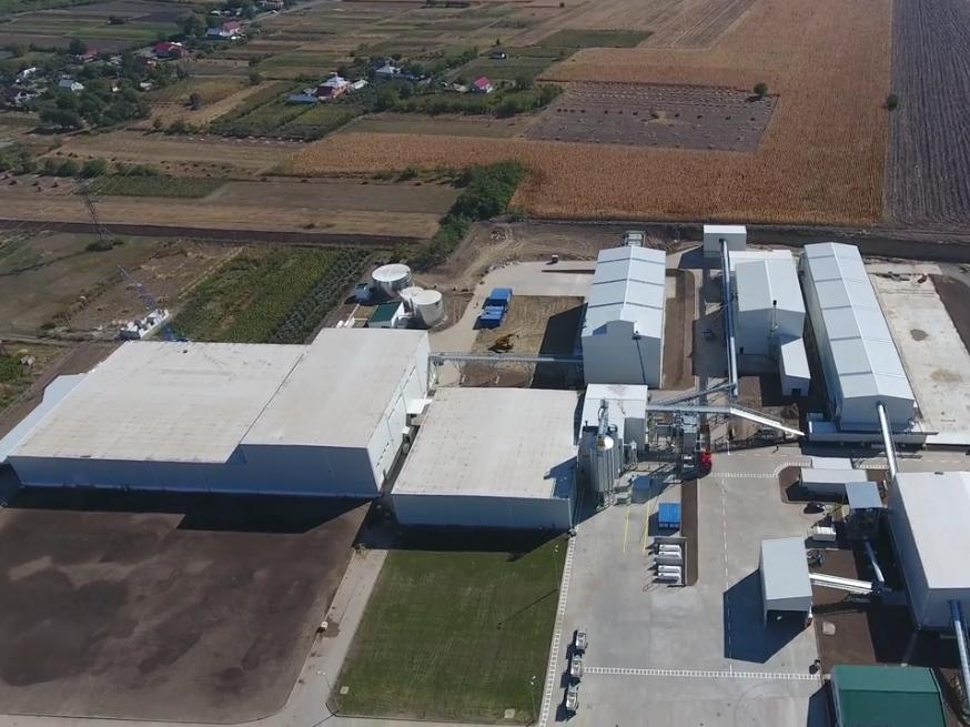 Završena I faza semenskog doradnog centra Remington – Moldova seminte