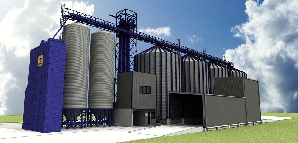 Kompleks za skladištenje žitarica, Botoš