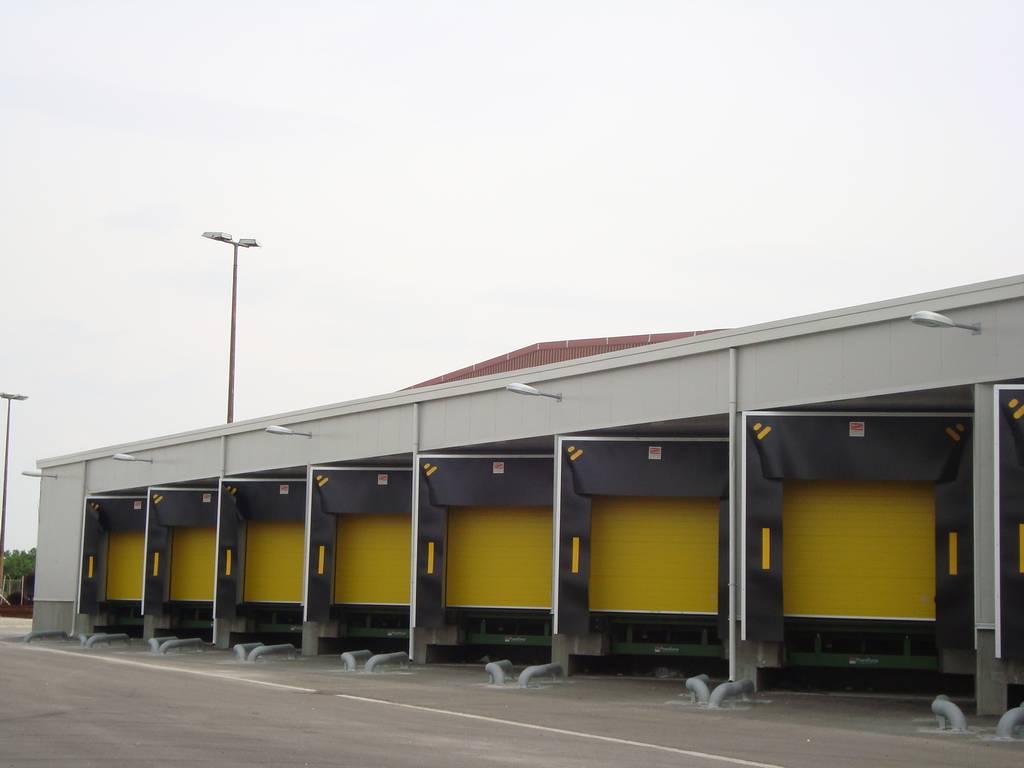Univerexport Central Warehouse, Novi Sad, Serbia