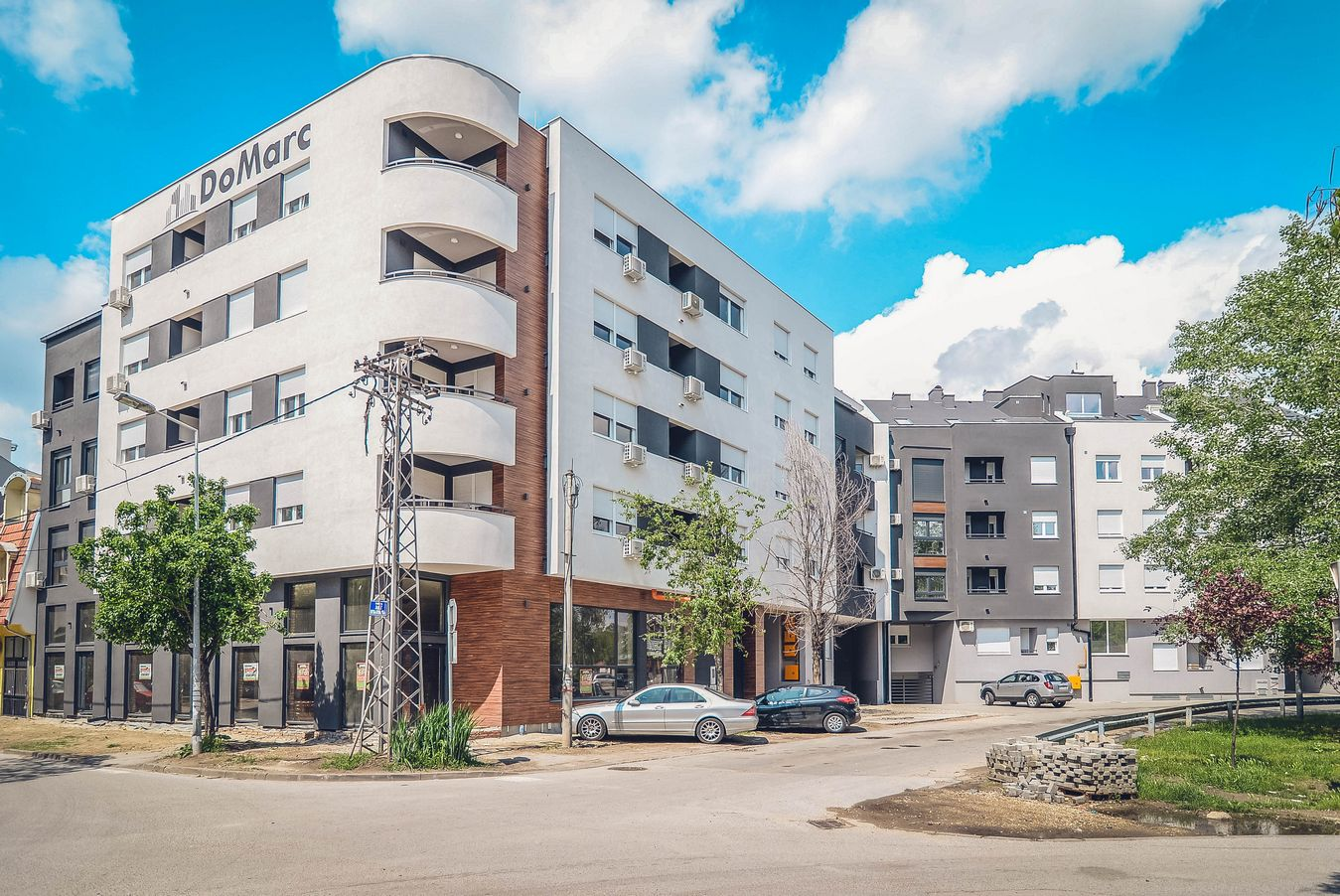 Residential building – Jaše Ignjatovića 9, Novi Sad, Serbia
