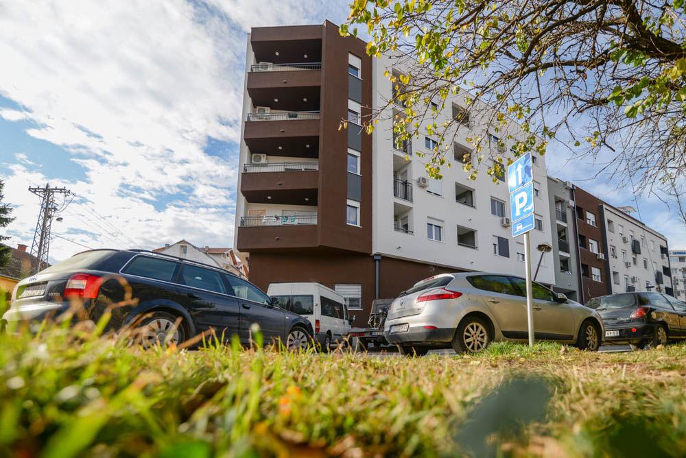 Residential building – Bele njive 35, Novi Sad